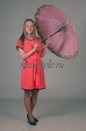 """Халат махровый """"Полиночка"""""""