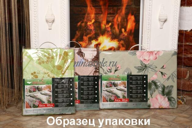 """КПБ Бязь Шуя """"Вензеля"""" б/з"""