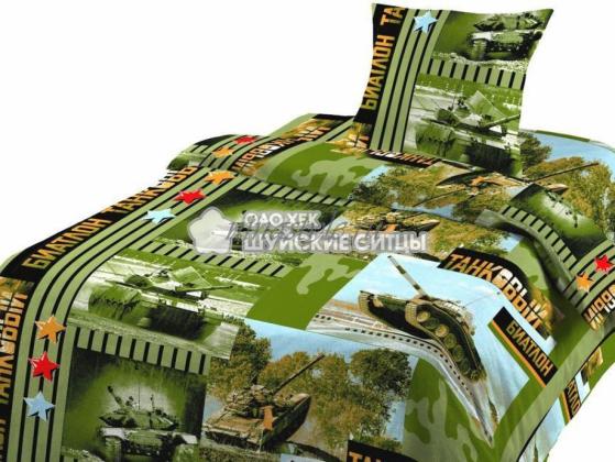 Постельное белье Бязь Шуя 92021