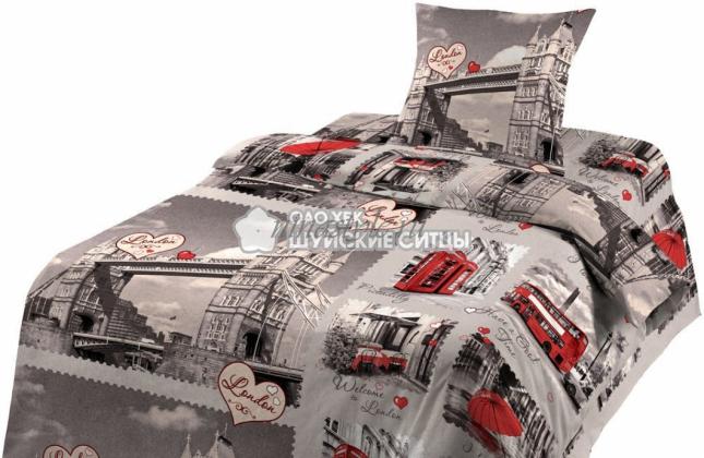 Постельное белье Бязь Шуя 93691