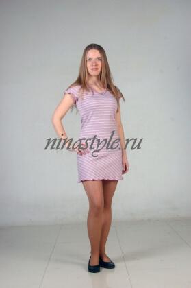 """Туника """"Юля"""" интерлок"""